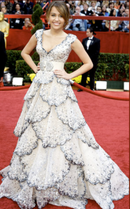 Worst Dressed - Miley Cyrus