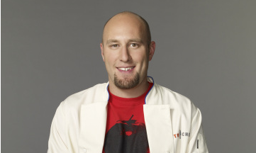 Winner of Top Chef - Hosea Rosenberg